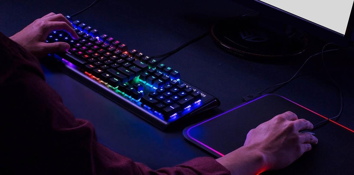 cách dùng chuột và bàn phím PS5