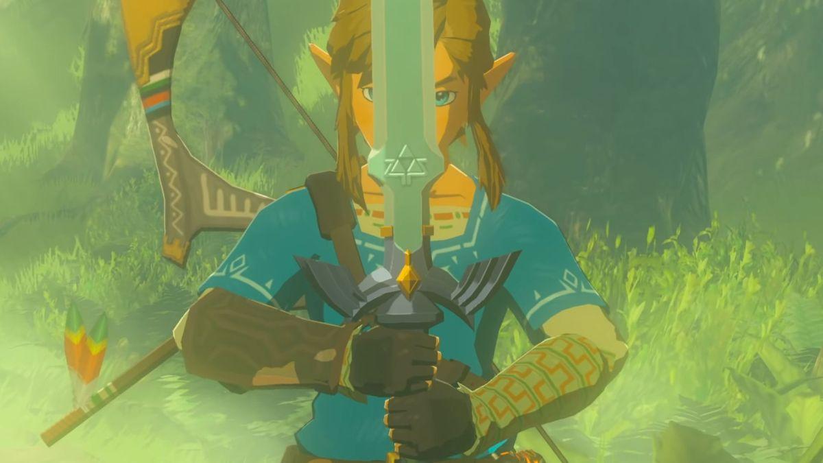 Cách lấy Master Sword trong Zelda: Breath of the Wild