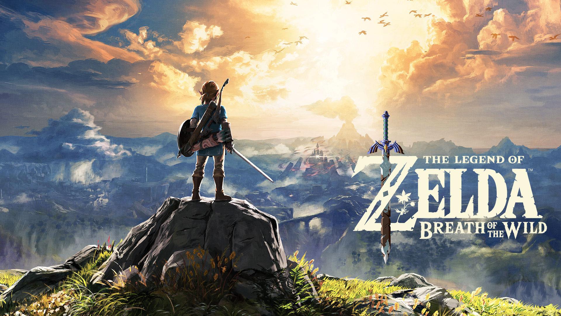 áo giáp trong Zelda